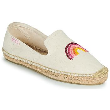 kengät Naiset Espadrillot Banana Moon THAIS MAWERA Beige