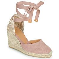 kengät Naiset Sandaalit ja avokkaat Castaner CHIARA Vaaleanpunainen
