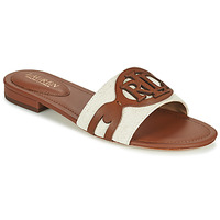 kengät Naiset Sandaalit Lauren Ralph Lauren ALEGRA Konjakki / Beige