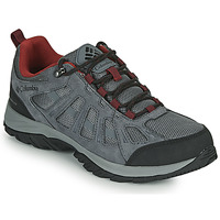 kengät Miehet Vaelluskengät Columbia REDMOND III WATERPROOF Harmaa