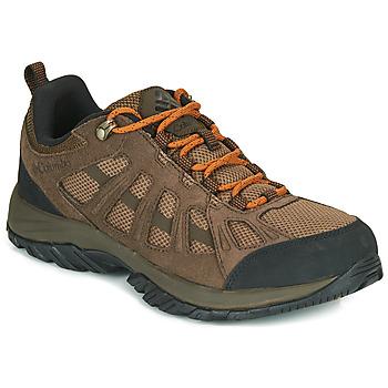 kengät Miehet Vaelluskengät Columbia REDMOND III Ruskea