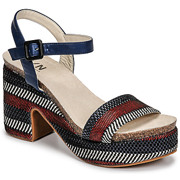 kengät Naiset Sandaalit ja avokkaat Elue par nous JOKARY Sininen