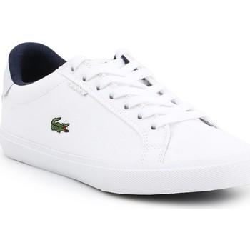 kengät Naiset Matalavartiset tennarit Lacoste Grad Vulc 7-29SPW1043X96 white