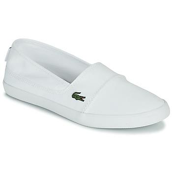 kengät Naiset Tennarit Lacoste MARICE BL 2 SPW Valkoinen