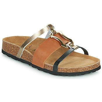kengät Naiset Sandaalit Metamorf'Ose JA Ruskea