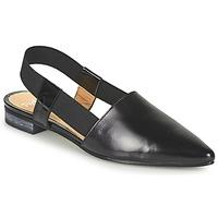 kengät Naiset Sandaalit ja avokkaat Perlato 11003-JAMAICA-VERNIS-NOIR Musta