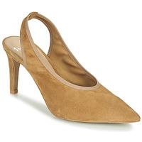 kengät Naiset Sandaalit ja avokkaat Perlato 11819-CAM-CAMEL Kamelinruskea