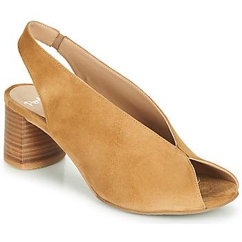 kengät Naiset Sandaalit ja avokkaat Perlato 11803-CAM-CAMEL Kamelinruskea