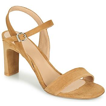 kengät Naiset Sandaalit ja avokkaat Perlato 11797-CAM-CAMEL Kamelinruskea