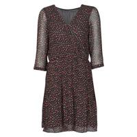 vaatteet Naiset Lyhyt mekko Moony Mood NOULINE Musta / Punainen