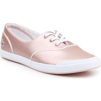kengät Naiset Matalavartiset tennarit Lacoste Lancelle 3 EYE 117 7-33CAW103115J pink