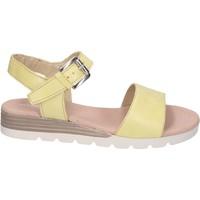 kengät Naiset Sandaalit ja avokkaat Rizzoli BK599 Keltainen