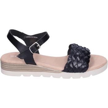 kengät Naiset Sandaalit ja avokkaat Rizzoli BK604 Musta