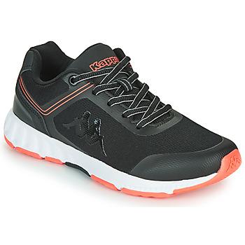 kengät Naiset Fitness / Training Kappa FASTER Musta / Vaaleanpunainen