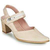 kengät Naiset Korkokengät Dorking LEA Vaaleanpunainen
