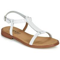kengät Naiset Sandaalit ja avokkaat Dorking LEYLA Valkoinen