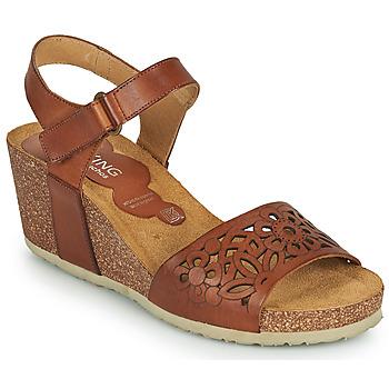 kengät Naiset Sandaalit ja avokkaat Dorking PALMA Ruskea