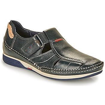 kengät Miehet Sandaalit ja avokkaat Fluchos TORNADO Laivastonsininen