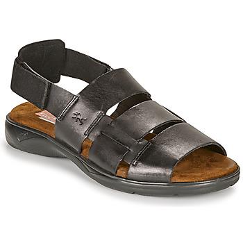 kengät Miehet Sandaalit ja avokkaat Fluchos 1200-SURF-NEGRO Musta