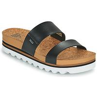 kengät Naiset Rantasandaalit Reef CUSHION VISTA HI Musta