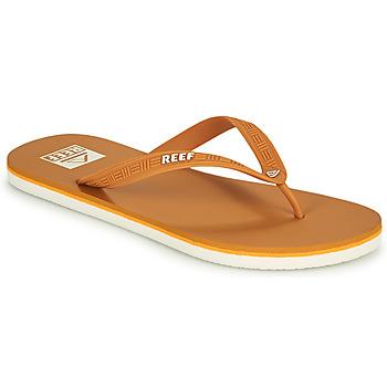 kengät Miehet Varvassandaalit Reef REEF SEASIDE Sinappi