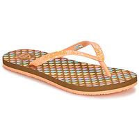 kengät Tytöt Varvassandaalit Reef KIDS STARGAZER PRINTS Vaaleanpunainen