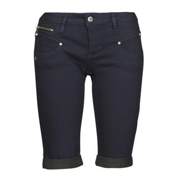 vaatteet Naiset Shortsit / Bermuda-shortsit Freeman T.Porter BELIXA Sininen