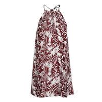 vaatteet Naiset Lyhyt mekko Freeman T.Porter ROCCA MOROCCO Viininpunainen