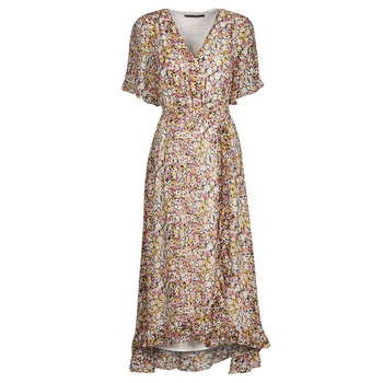 vaatteet Naiset Lyhyt mekko Freeman T.Porter ROLINE GARDEN Monivärinen