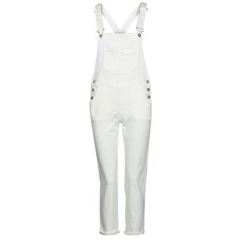 vaatteet Naiset Jumpsuits / Haalarit Freeman T.Porter TARA MUZEY Musta / valkoinen / kulta / Valkoinen