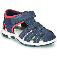 kengät Pojat Sandaalit ja avokkaat Chicco FAUSTO Laivastonsininen