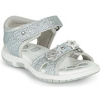 kengät Tytöt Sandaalit ja avokkaat Chicco FABIANA Hopea