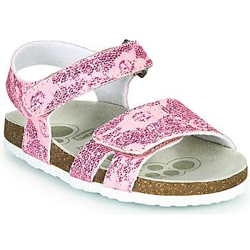 kengät Tytöt Sandaalit ja avokkaat Chicco FIORE Vaaleanpunainen