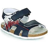 kengät Pojat Sandaalit ja avokkaat Chicco FIUME Sininen