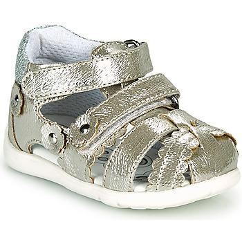 kengät Tytöt Sandaalit ja avokkaat Chicco GORY Kulta