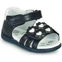 kengät Tytöt Sandaalit ja avokkaat Chicco GIOSTRA Laivastonsininen