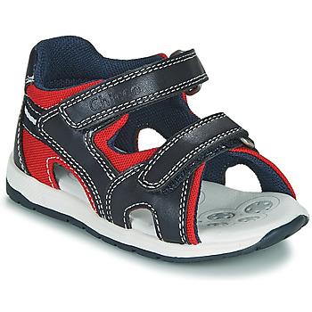 kengät Pojat Sandaalit ja avokkaat Chicco GEREMIA Sininen