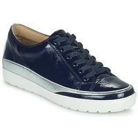 kengät Naiset Matalavartiset tennarit Caprice 23654-889 Sininen