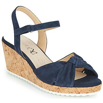 kengät Naiset Sandaalit ja avokkaat Caprice 28713-857 Musta