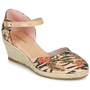 kengät Naiset Espadrillot Dockers by Gerli 36IS210-761 Vaaleanpunainen