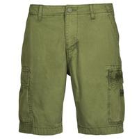 vaatteet Miehet Shortsit / Bermuda-shortsit Napapijri NOSTRAN Vihreä