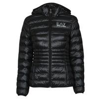 vaatteet Naiset Toppatakki Emporio Armani EA7 8NTB23-TN12Z-1200 Musta