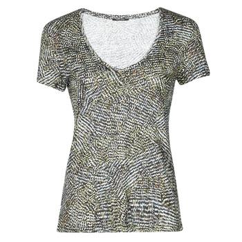 vaatteet Naiset Lyhythihainen t-paita One Step MILLET Khaki