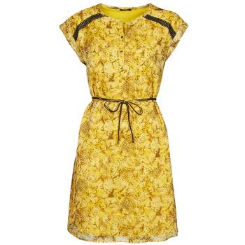 vaatteet Naiset Lyhyt mekko One Step RAYNA Keltainen