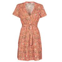vaatteet Naiset Lyhyt mekko One Step REY Punainen