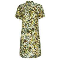 vaatteet Naiset Lyhyt mekko One Step RAINBOW Vihreä