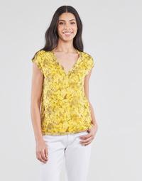 vaatteet Naiset Topit / Puserot One Step CALI Keltainen