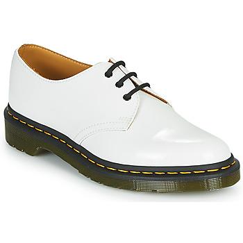 kengät Naiset Derby-kengät Dr Martens 1461 Valkoinen