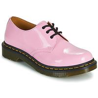 kengät Naiset Derby-kengät Dr Martens 1461 Vaaleanpunainen