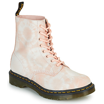 kengät Naiset Bootsit Dr Martens 1460 PASCAL Beige